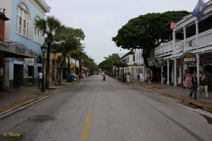 Key West - folks are partying from very early morning...