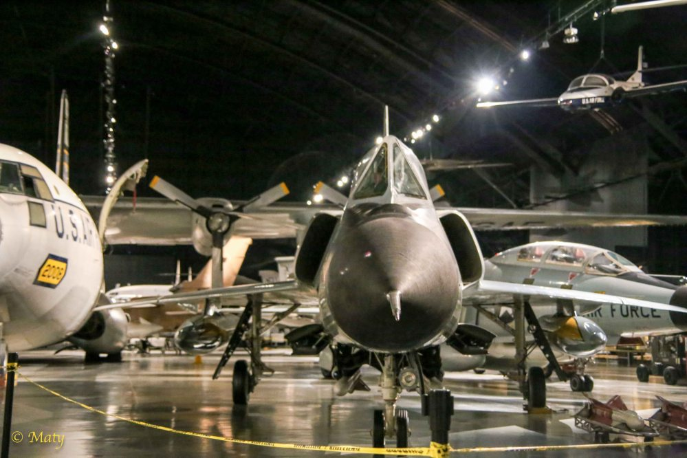 National Museum of the USAF, WPAFB, Ohio, February  2013 212