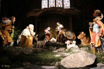 Nativity Scene at Wavel