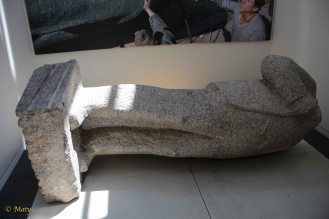 I am guessing that Lenin lost his head...